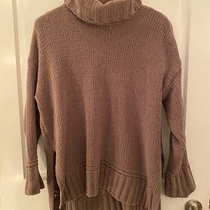 Cozy Aerie Knit Sweater